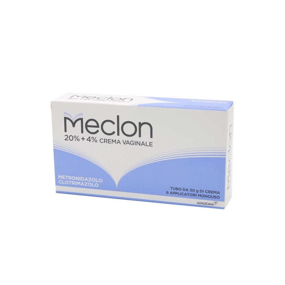 MECLON%CREMA VAG 30G 20%+4%+6A