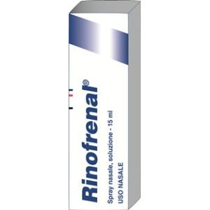 RINOFRENAL%RINOL SOLUZ FL 15ML