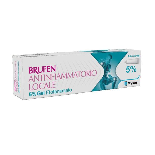 GEMADOL%GEL 40G 5%