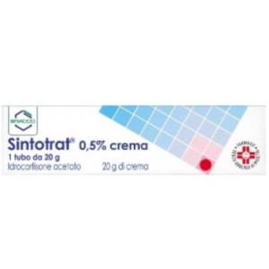 SINTOTRAT%CREMA DERM 20G 0,5%