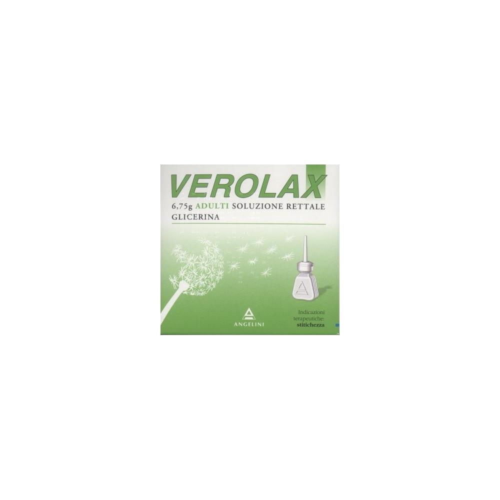 VEROLAX%AD RETT 6CLISMI 6,75G