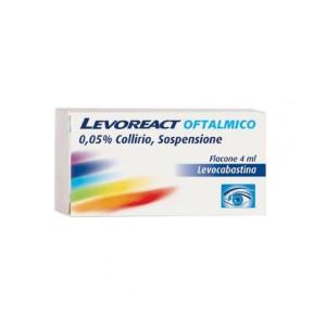 LEVOREACT OFTA%COLL 4ML 0,5MG/
