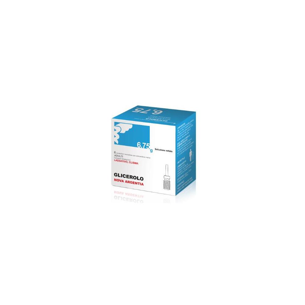GLICEROLO NA%6CONT 6,75G