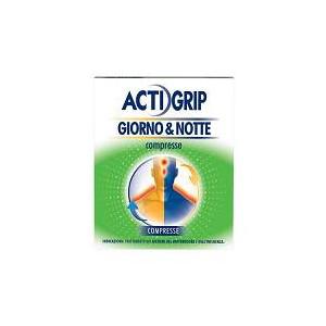 ACTIGRIP GIORNO&NOTTE%12+4CPR