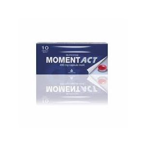 MOMENTACT%10CPS MOLLI 400MG
