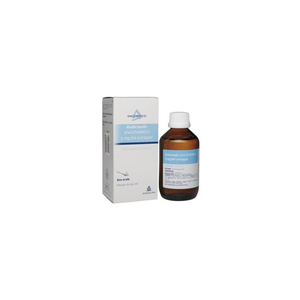 AMBROXOLO ANG%SCIR 250ML3MG/ML