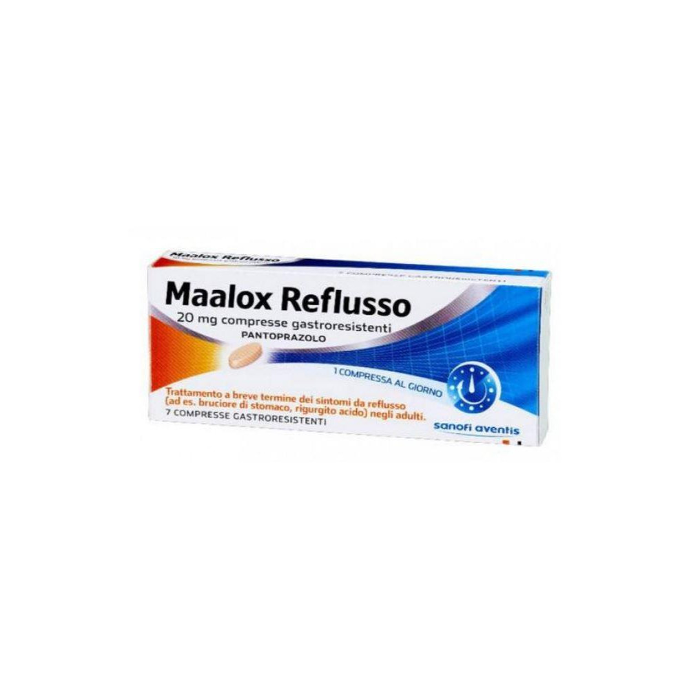 MAALOX REFLUSSO%7CPR 20MG