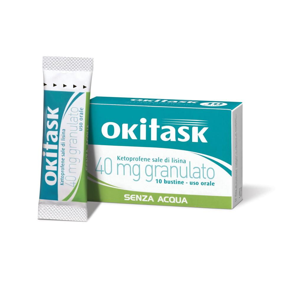 OKITASK%OS GRAT 10BUST 40MG