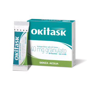 OKITASK%OS GRAT 20BUST 40MG