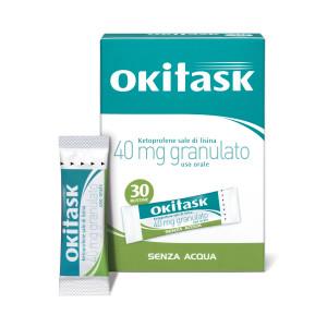 OKITASK%OS GRAT 30BUST 40MG
