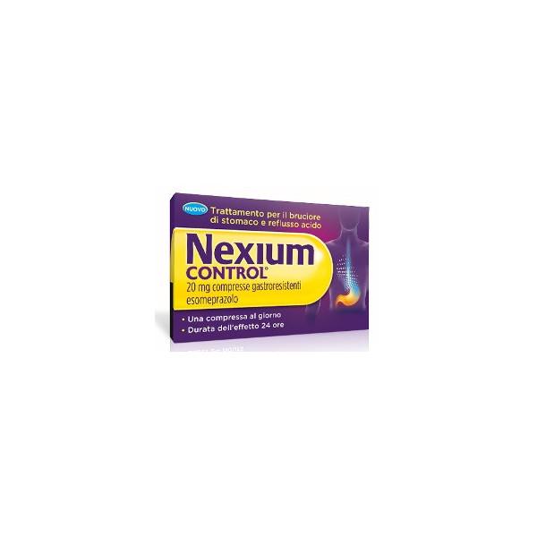 NEXIUM CONTROL%14CPR GAST 20MG