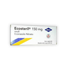 ECOSTERIL%6 OVULI VAG 150MG