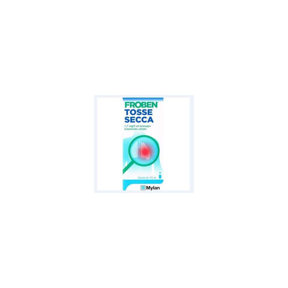FROBEN TOSSE SECCA%SCIR 125ML