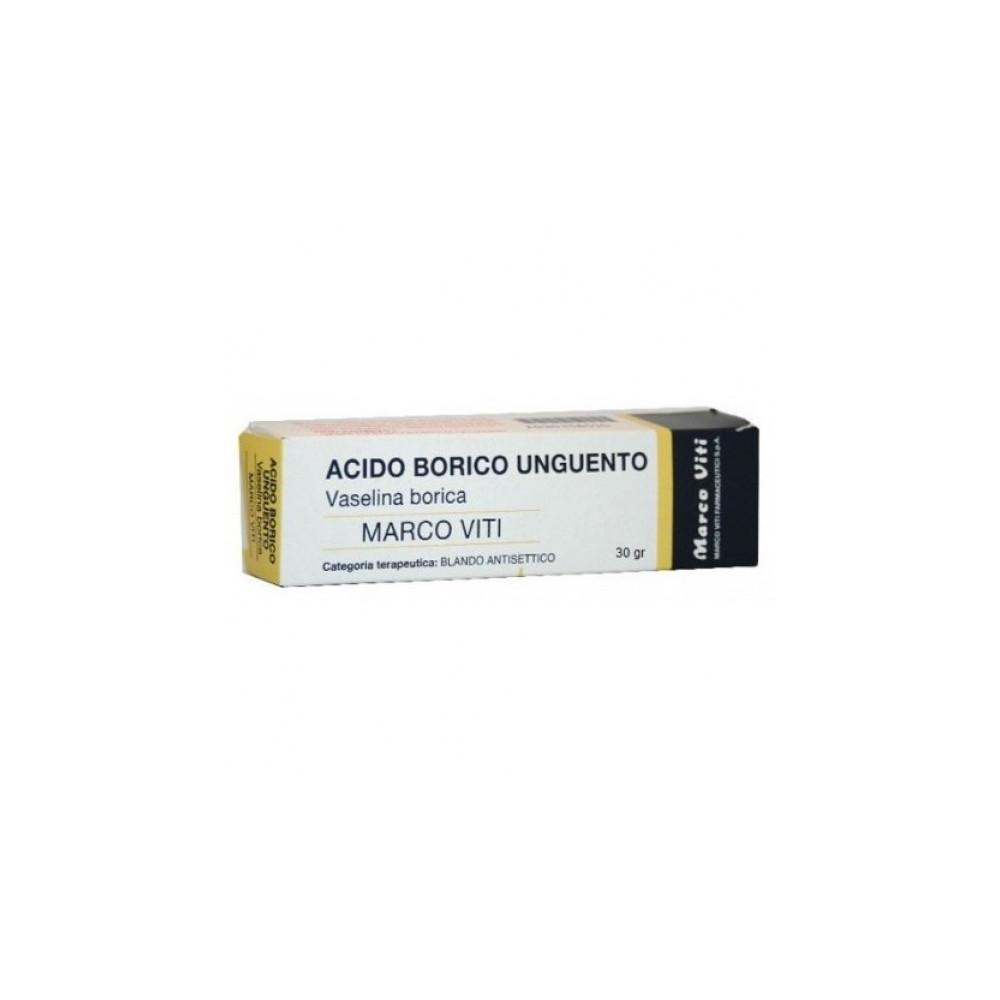 ACIDO BORICO MV%3% UNG 30G
