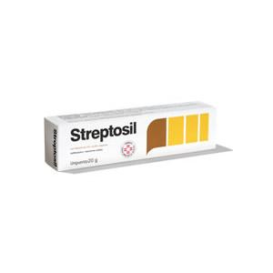 STREPTOSIL NEOMICINA%UNG 20G
