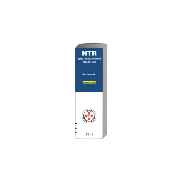 NTR%SPRAY NASALE 15ML