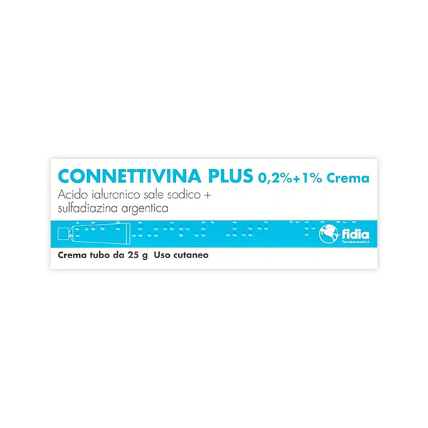 CONNETTIVINA PLUS%CREMA 25G