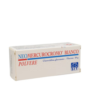 NEOMERCUROCROMO BIANCO%POLV20G