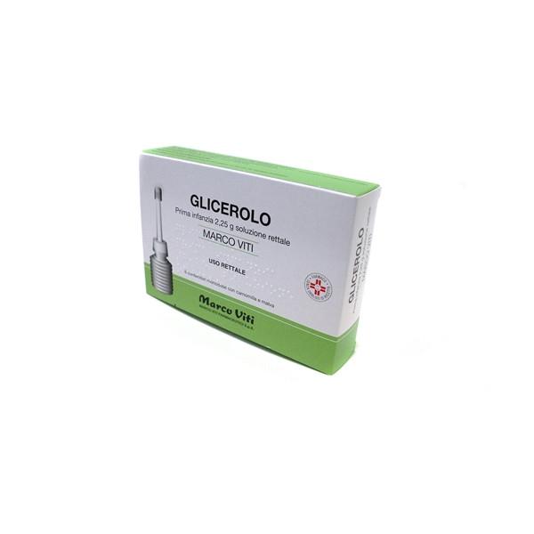 GLICEROLO MV%6CONT 2,25G