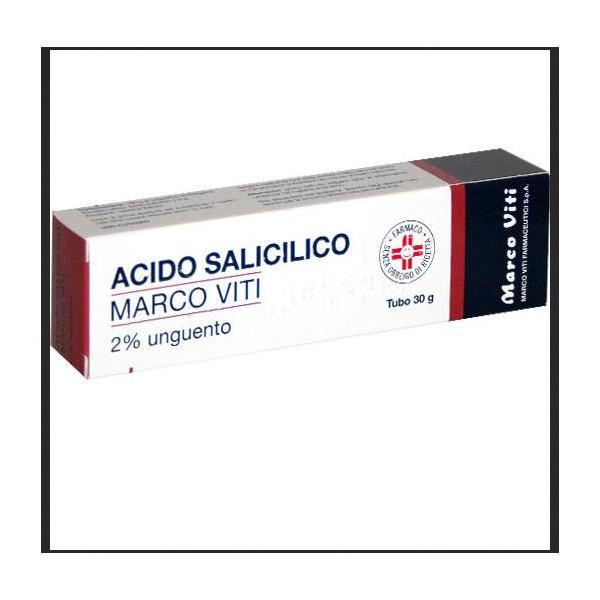 ACIDO SALICILICO MV%2% UNG 30G