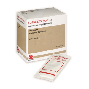 NAPROSYN%OS 30BUST 250MG