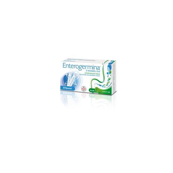 ENTEROGERMINA%OS 20FL 2MLD/5ML