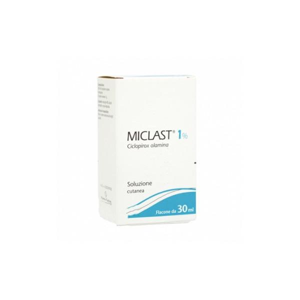 MICLAST%SOL CUT FL 30ML 1%