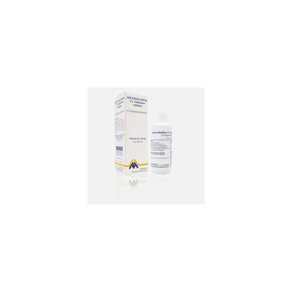 MICOXOLAMINA%SOL CUT 150ML 1%