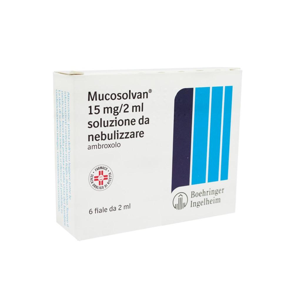 MUCOSOLVAN%NEBUL 6F 15MG 2ML