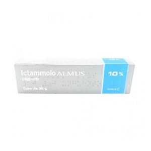 ICTAMMOLO ALMUS%10% UNG 30G