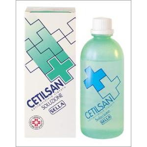 CETILSAN%SOLUZ FL 200ML