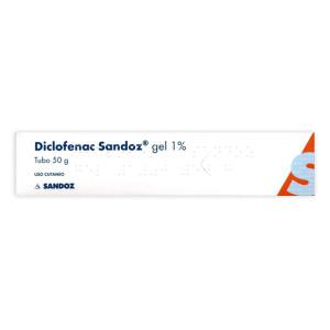 DICLOFENAC SAND%GEL 50G 1%