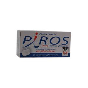 PIROS%10CPR EFF 500MG