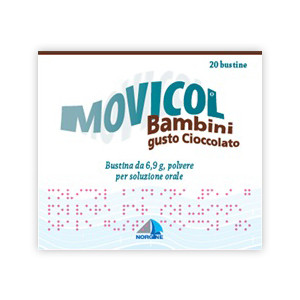 MOVICOL CIOCCOL%BB 20BUST 6,9G