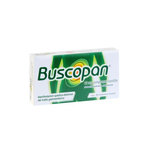 BUSCOPAN%30CPR RIV 10MG