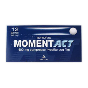 MOMENTACT%12CPR RIV 400MG