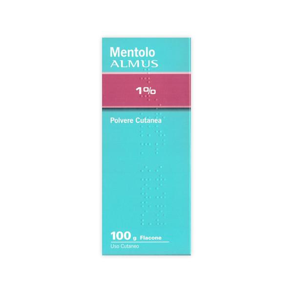 MENTOLO ALMUS%1% 1FL 100G
