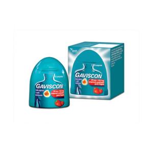 GAVISCON%16CPR FRAG250+133,5MG