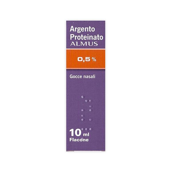 ARGENTO PROTEINATO%0,5% 10ML