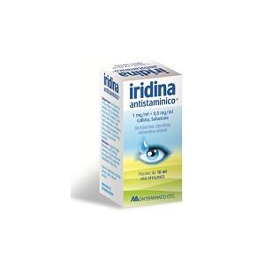IRIDINA ANTISTAMIN%COLL 10+8MG
