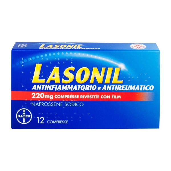 LASONIL ANTINFIAMMATORIO%12CPR