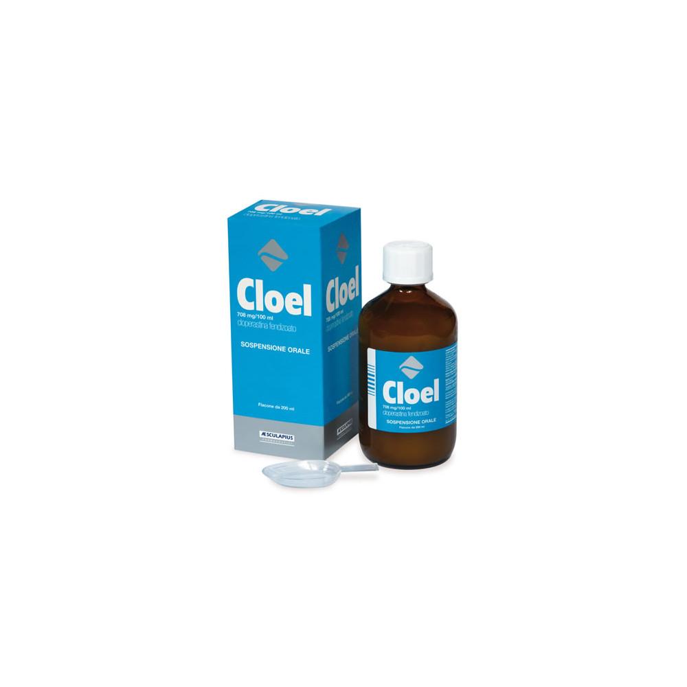 CLOEL%OS SOSP 200ML 708MG/100M