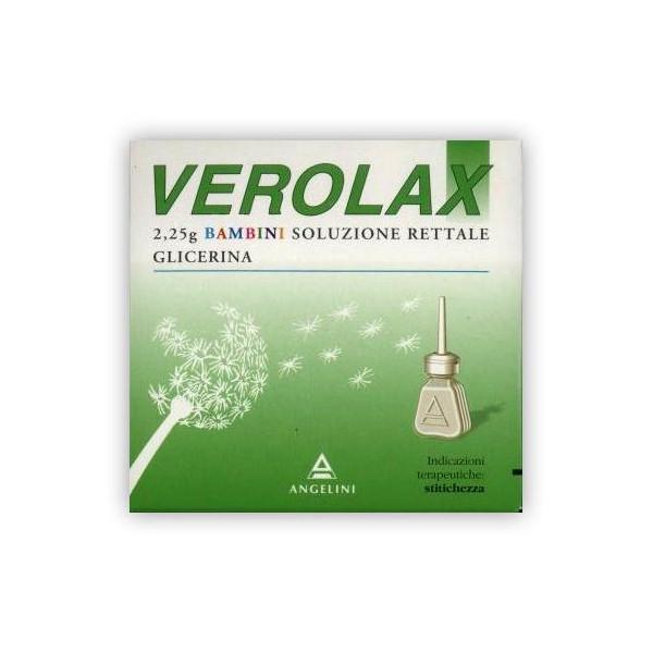 VEROLAX%BB RETT 6CLISMI 2,25G