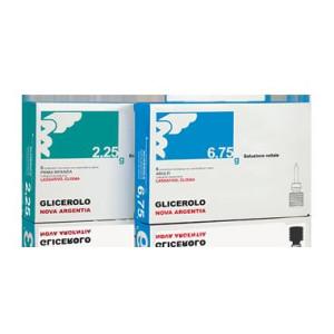 GLICEROLO EG%PRI INF 6CONT2,25