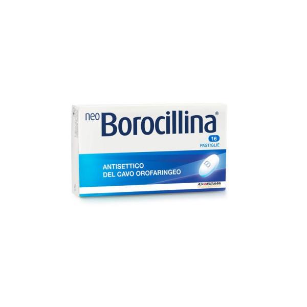 NEOBOROCILLINA%16PAST 1,2+20MG