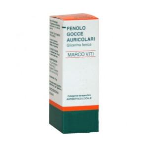 FENOLO MV%GTT OTO 10G1%