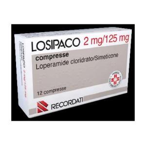 LOSIPACO%12CPR 2MG+125MG