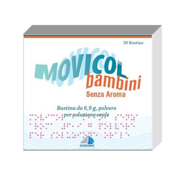MOVICOL SENZA AROMA%BB 20BUST