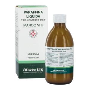 PARAFFINA LIQ MV%40% FL 200G