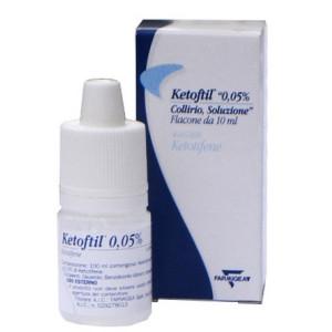 KETOFTIL%COLL FL 10ML 0,5MG/ML